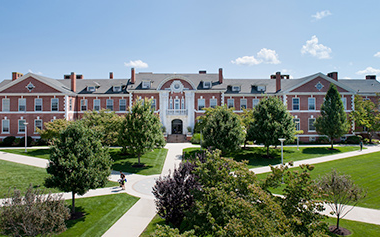 Photo of Maxcy Hall