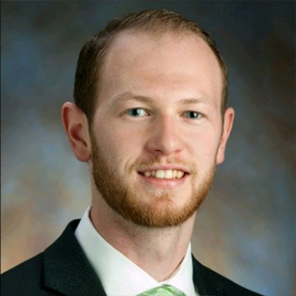 An image of Nick Bunker, an alumnus of one of the leading industrial organizational psychology graduate programs.