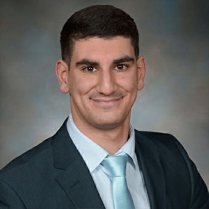 An image of Rami Khaldi, an alumnus of one of the leading industrial organizational psychology graduate programs.
